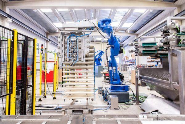 CNC robótica