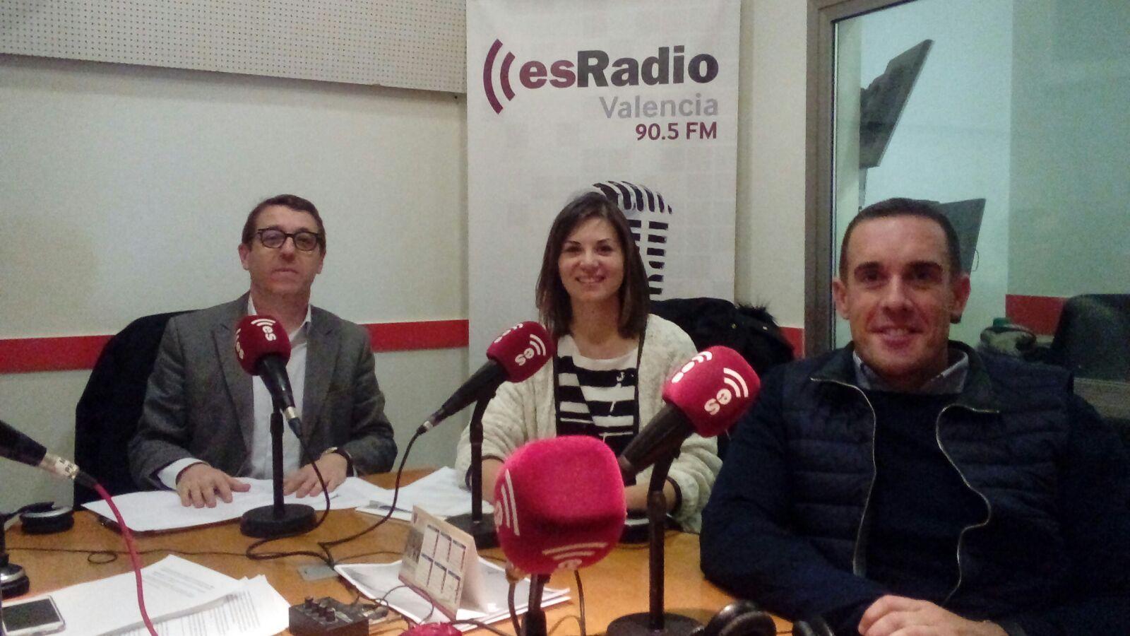 Rivas Robotics en EsRadio Valencia