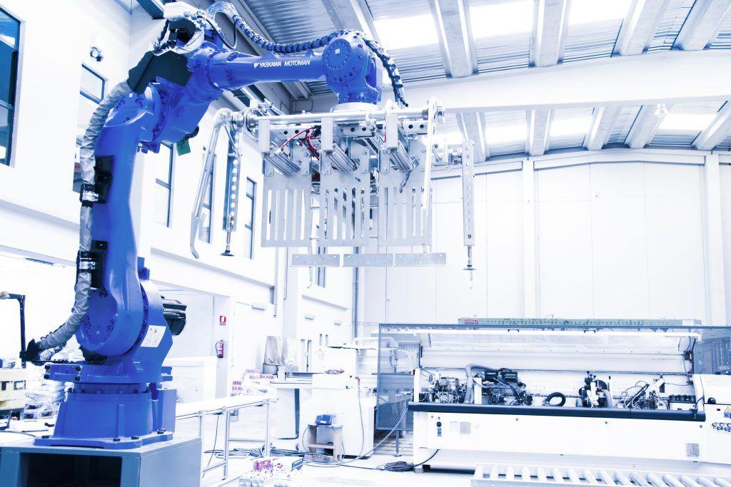 Proyectos personalizados de robótica