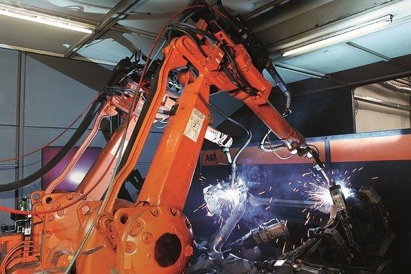 Robot de soldar