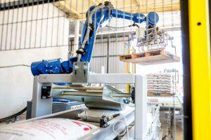 Robot para industria de alimentación