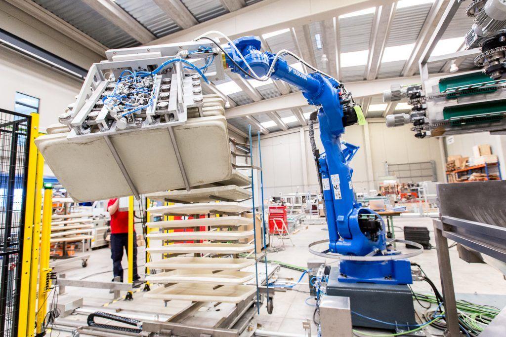 Empresa de robótica