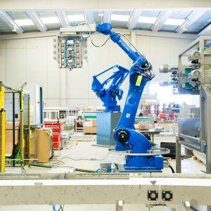 robot carga
