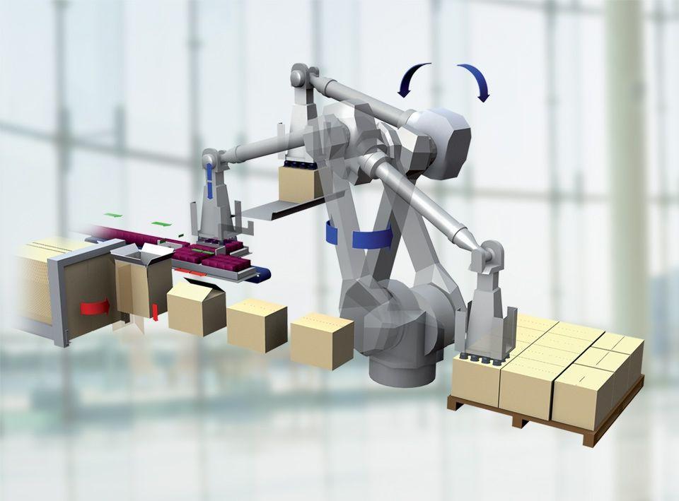 Robot de encajado