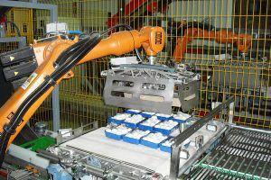 Robot para envasar