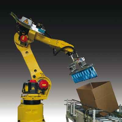 Robots para empaquetar