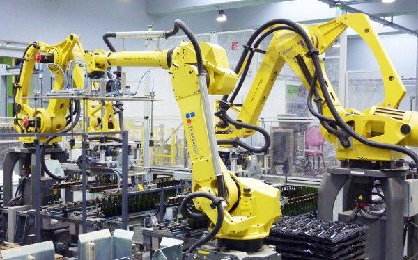 Robot manipulador secuencial