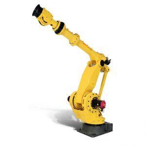Robot para manipulación de piezas pequeñas