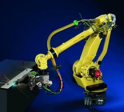 Robot para soldar