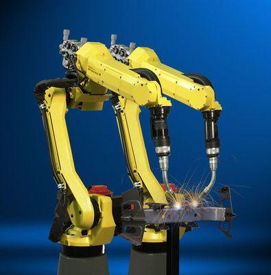 Robot soldador industrial
