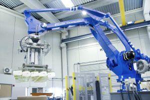 Robots envasadores