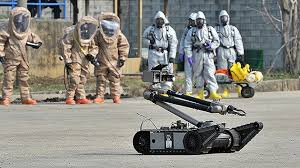 robot militar