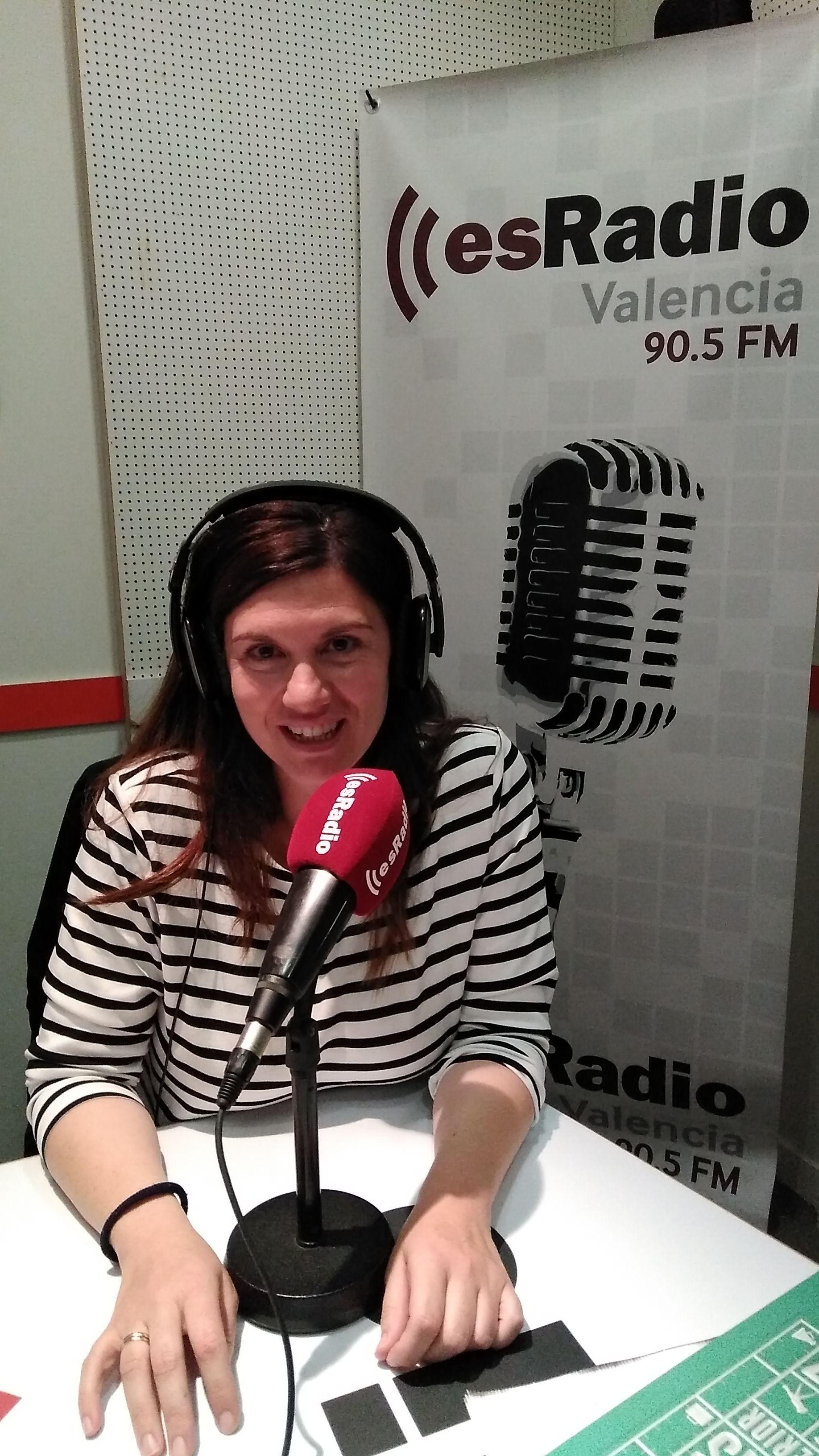 La directora comercial nacional de Rivas Robotics, en EsRadio Valencia